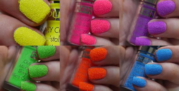 Pupa Nail Art Mania Crazy Crystals Cynthia