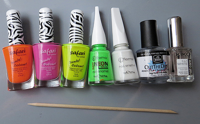 How To Water Marble Nail Art Cynthia
