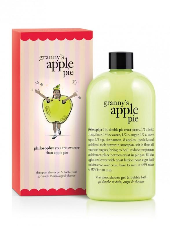 grannys apple pie mail