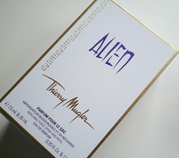 Thierry Mugler Alien Refillable Purse Spray Refill Cynthia