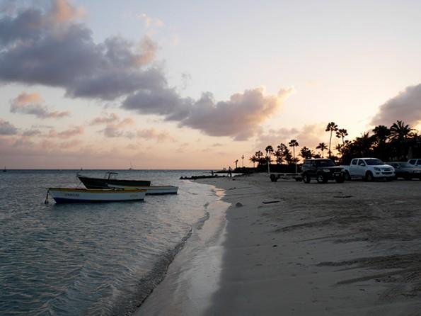 Aruba tips