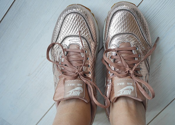 Just in: Nike Air Max 1 prm Bronze Snake • Cynthia