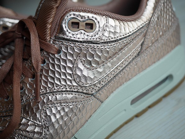 e19805e7296 Just in: Nike Air Max 1 prm Bronze Snake • Cynthia