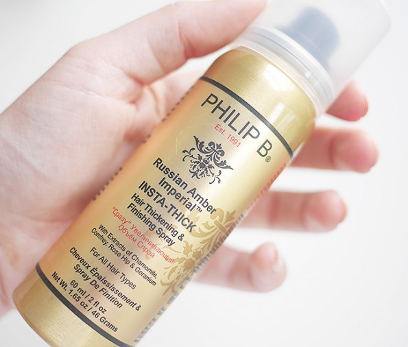 Philip B Russian Amber Imperial Insta-Thick Hair Thickening & Finishing Spray