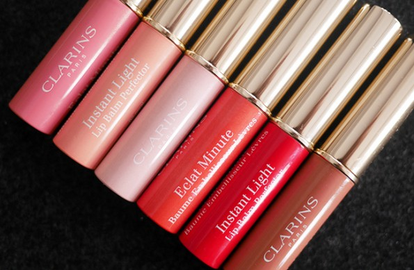 Clarins Instant Light Lip Balm Perfector Cynthia