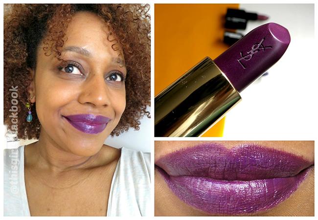 Paarse Lippenstiften Voor De Donkere Huid Cynthia