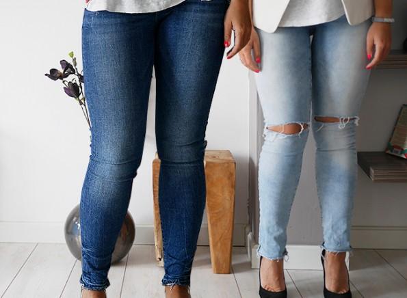 7e799bdd049 H&M Shaping Jeans 'review' • Cynthia