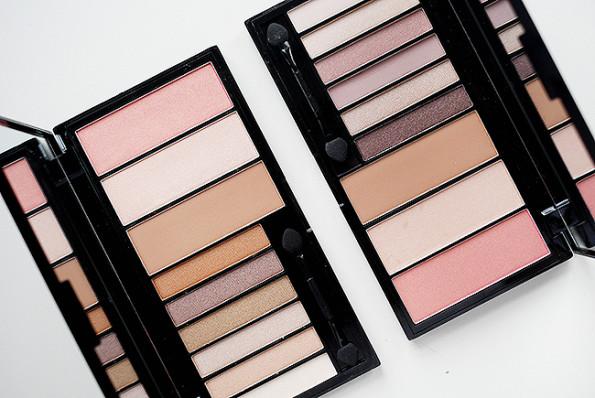 Makeup revolution euphoria bare