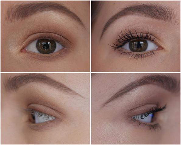 Mascara Clinic for eyelashes: types