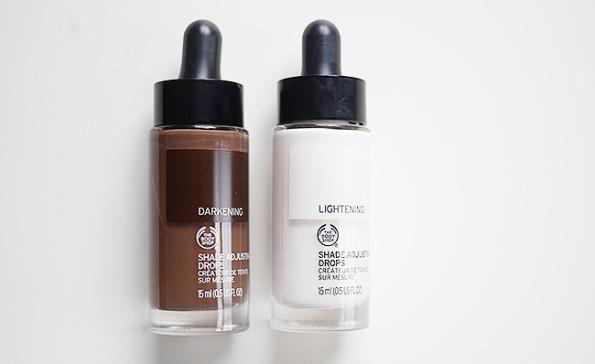 The Body Shop Shade Adjusting Drops