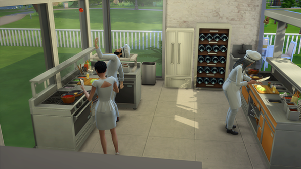 Wat is er na het daten op sims gratis spelen