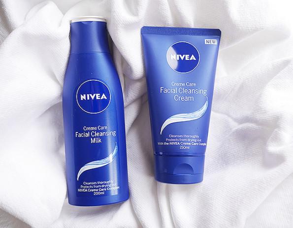Nivea Creme Care Facial Cleansing