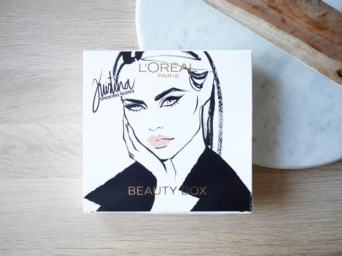 L'Oréal Beautybox Smoking Nudes