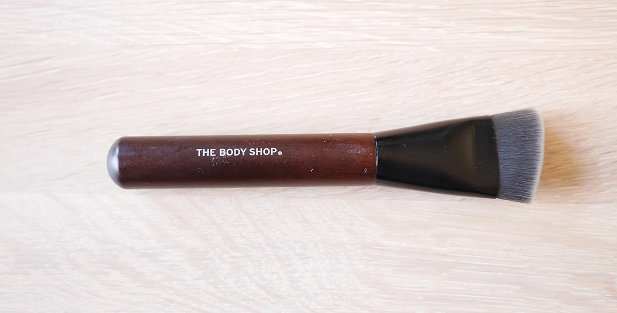 The Body Shop kwasten