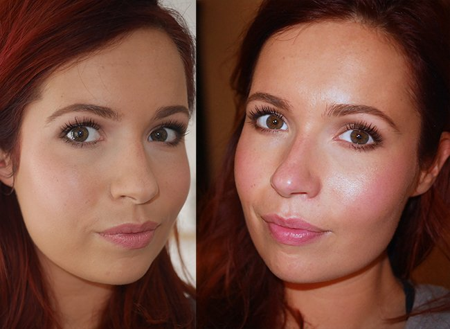 Nivea After Shave Balsem als make-up primer • Cynthia