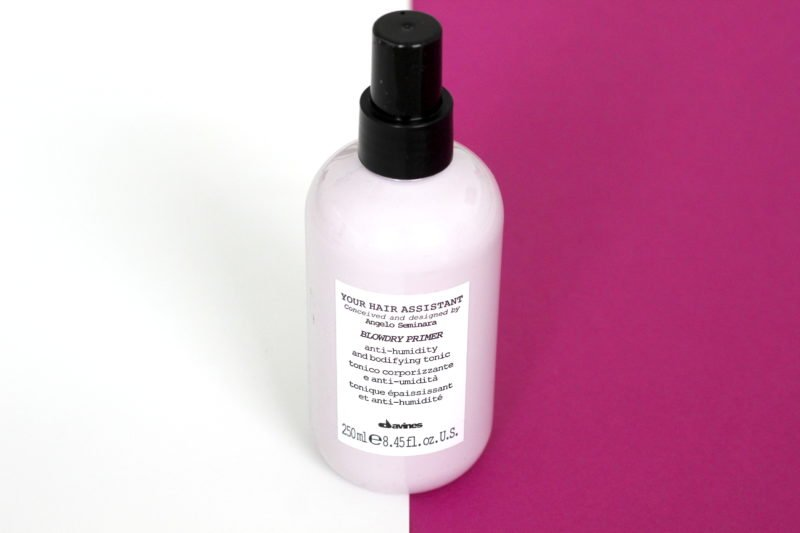 Davines Your Hair Assistent Blowdry Primer