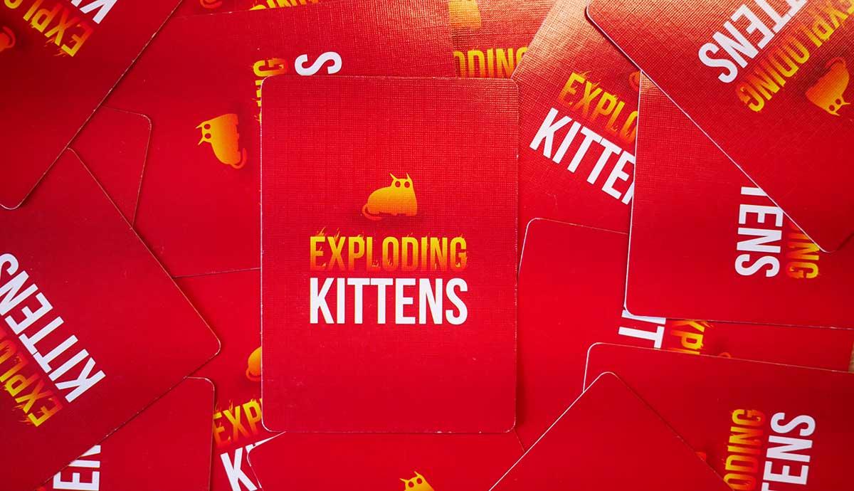 Cynthia Speelt Exploding Kittens Cynthia